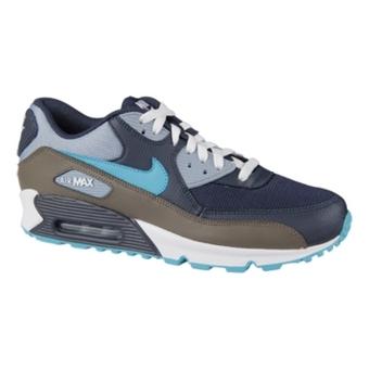 Nike Air Max 90 蓝黑/宝蓝色/蓝灰/白