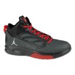 Jordan F2F II 煤黑/白/黑/校园红