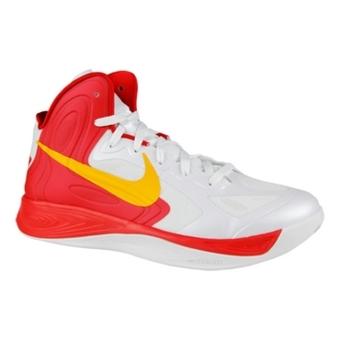Nike Hyperfuse XDR 白/宇宙金/宇宙红