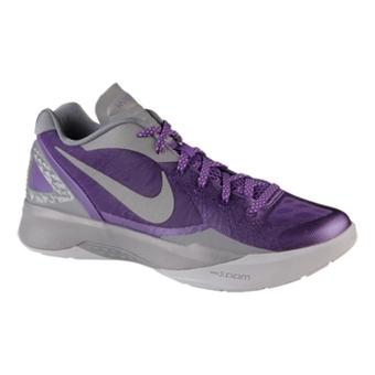 Nike Zoom Hyperdunk 2011 Low PE 俱乐部紫/金属银/冷灰