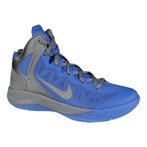 Nike Zoom Hyperenforcer 宝蓝/金属银/冷灰