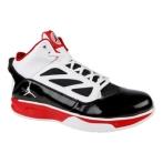 Jordan F2F II 黑/白/校园红