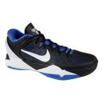 Nike Zoom Kobe VII System 宝蓝/白黑
