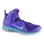 LeBron 9 紫色/宝蓝色