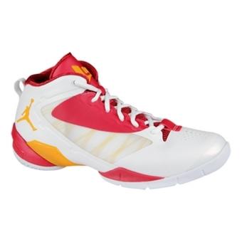Jordan Fly Wade 2 EV白/橙黄/体育红