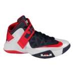 Nike Zoom Soldier VI 白/宇宙红