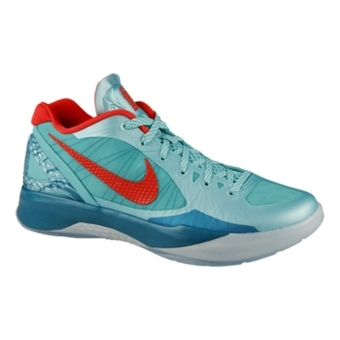 Nike Zoom Hyperdunk 2011 Low PE 男子篮球鞋 水绿