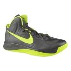 Nike Hyperfuse XDR 深雾黑/电黄/狼灰