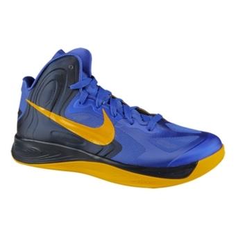 Nike Hyperfuse XDR 游戏宝蓝/宇宙金/蓝黑