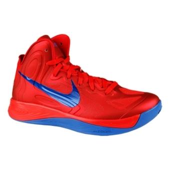 Nike Hyperfuse XDR 蓝黑/白/宇宙红