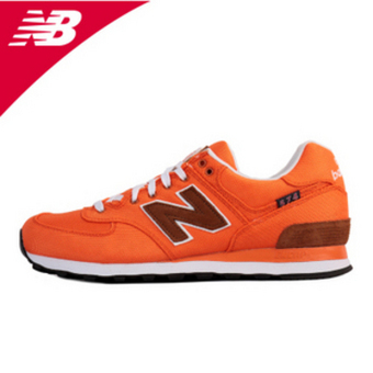 New Balance ML574BPC 橙橘黄