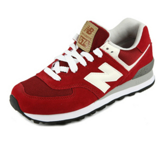 New Balance ML574YO0 唇膏红