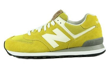 New Balance ML574YO0 黄色