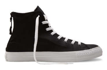 Converse  Chuck Taylor All Star Back Zip 黑色
