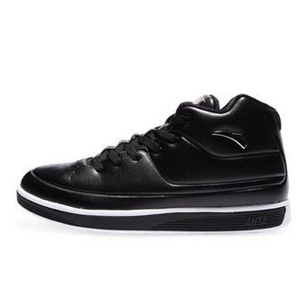 安踏KG系列篮球文化鞋 黑色