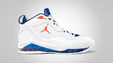 Jordan Melo M8 白/蓝/橙