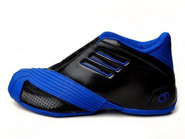 adidas Tmac 1 一号黑/学院蓝/一号黑