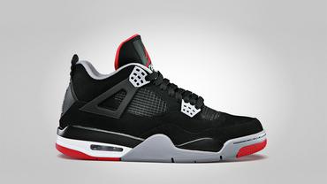 Air Jordan IV 'Bred'