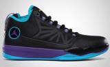 Jordan CP3 IV黑/紫