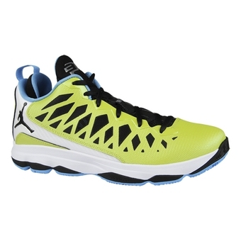 Jordan CP3.VI原绿/黑/白/宇宙蓝