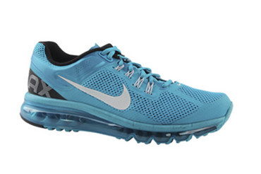 Nike Air Max+2013 孔雀蓝