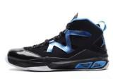 Air Jordan Melo M9.黑蓝