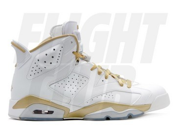 Air Jordan 6 Golden Moment