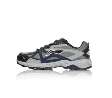 李宁男子野外跑鞋