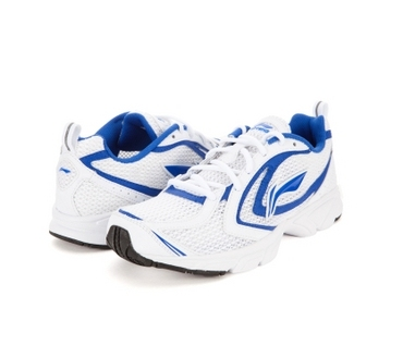李宁男子轻质跑鞋