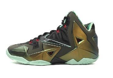 """Nike Lebron XI""""King's Pride"""""""