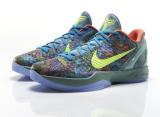 Nike Kobe VI prelude