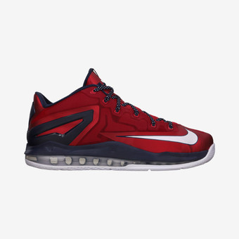 LeBron 11 Low July 4th