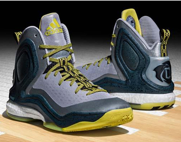adidas D rose boost  5.0
