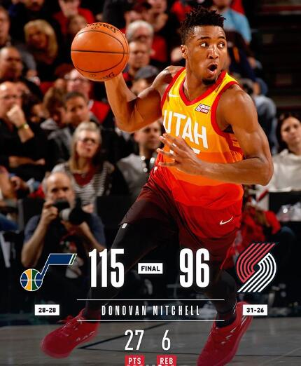 金沙娱乐官网网址:NBA官方发布今日8支获胜球队的赢球图集