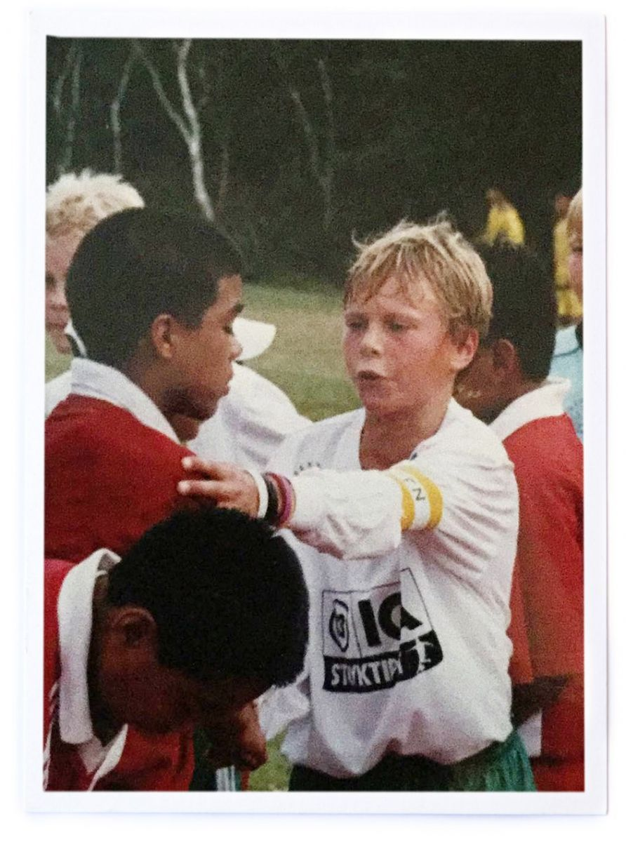 林德勒夫亲笔:我诞生的那天起,母亲就信任我能够成为职业球员