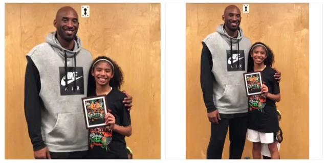 冠军教练!科比所执教重生彩票文娱平台的二女儿地点球队取得冠军