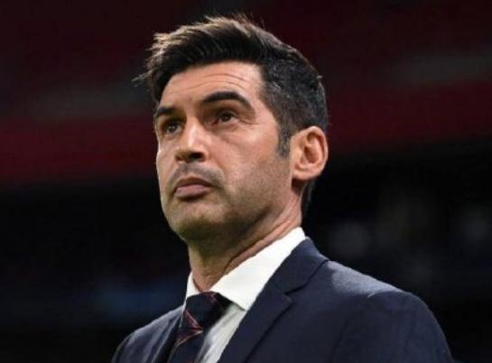 丰塞卡:希望给罗马球迷带来快乐,渴望率队重返欧冠