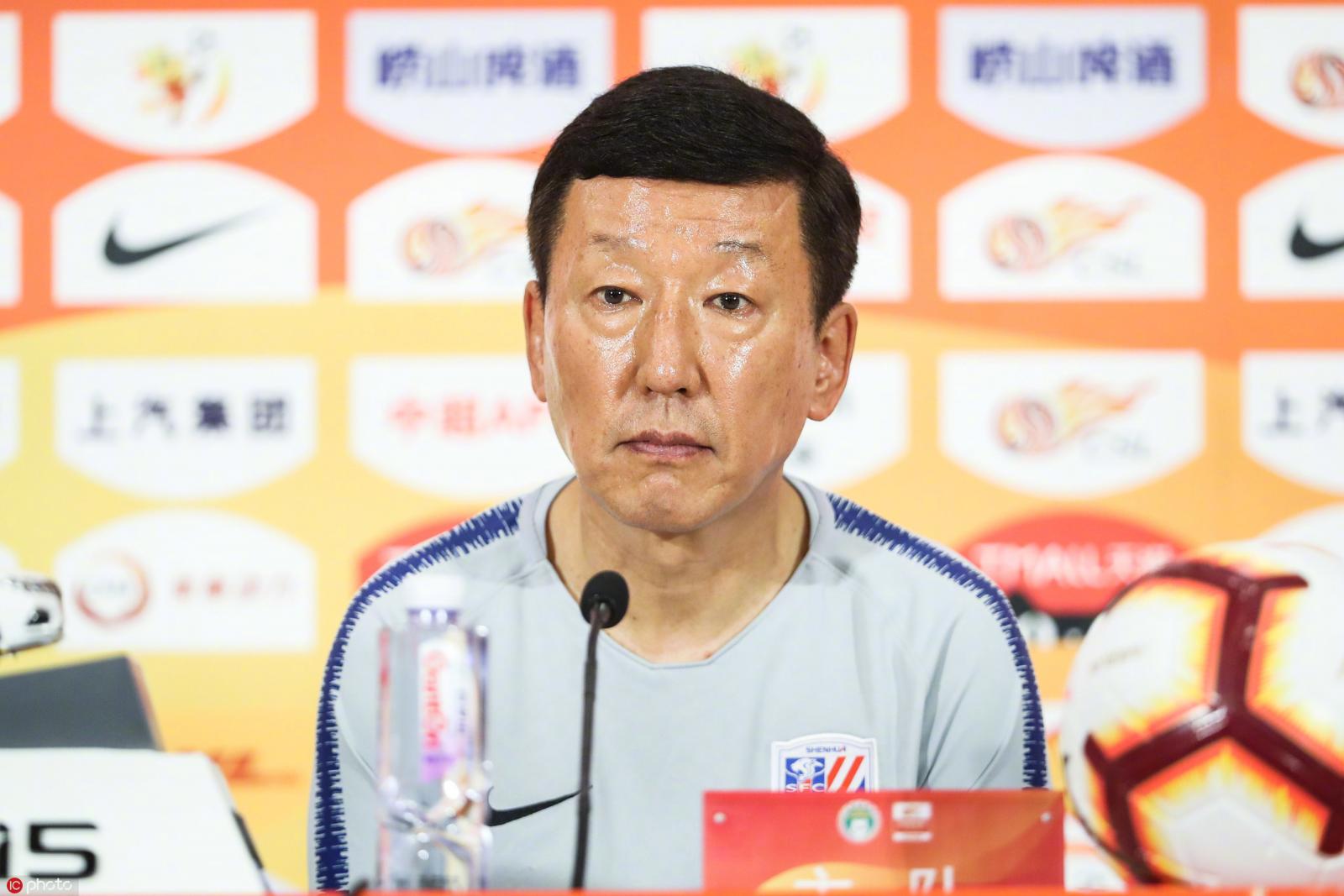 崔康熙回应李铁言论:结果比过程重要,申花会越来越好