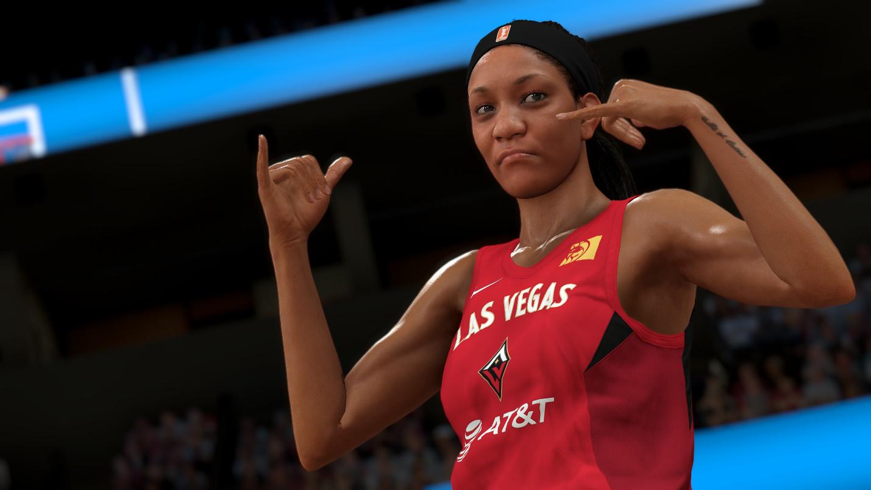 NBA 2K20公布新内容:12支WNBA队伍将加入游戏