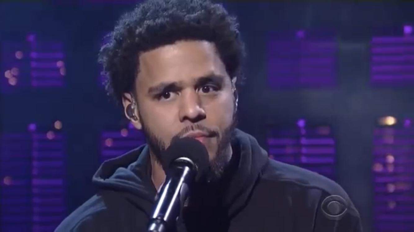 詹姆斯发推致敬说唱歌手J.Cole:感谢上帝带来伟大