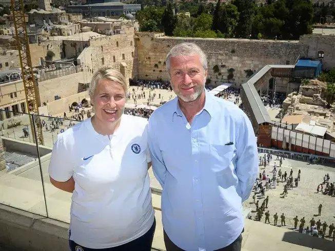 振奋军心!阿布探班切尔西女足在以色列的训练营
