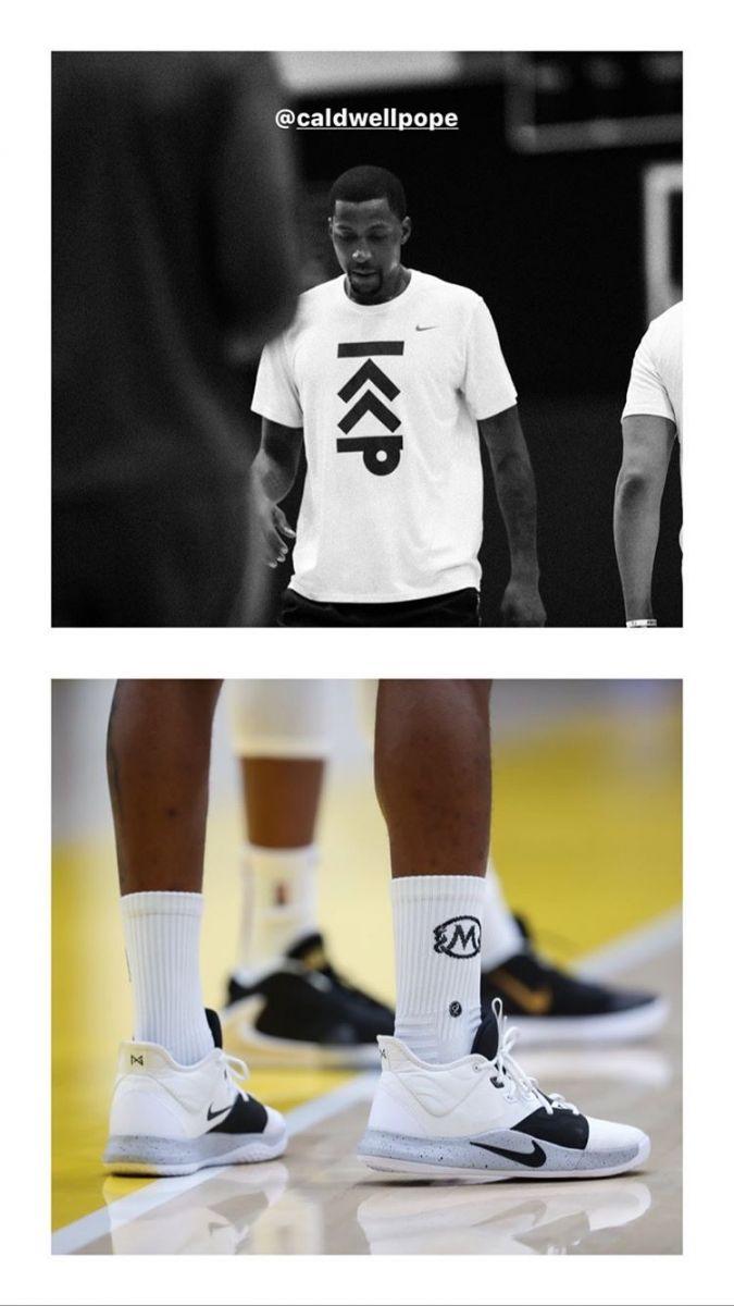 勤奮刻苦!湖人官方發佈Pope訓練組圖-Haters-黑特籃球NBA新聞影音圖片分享社區