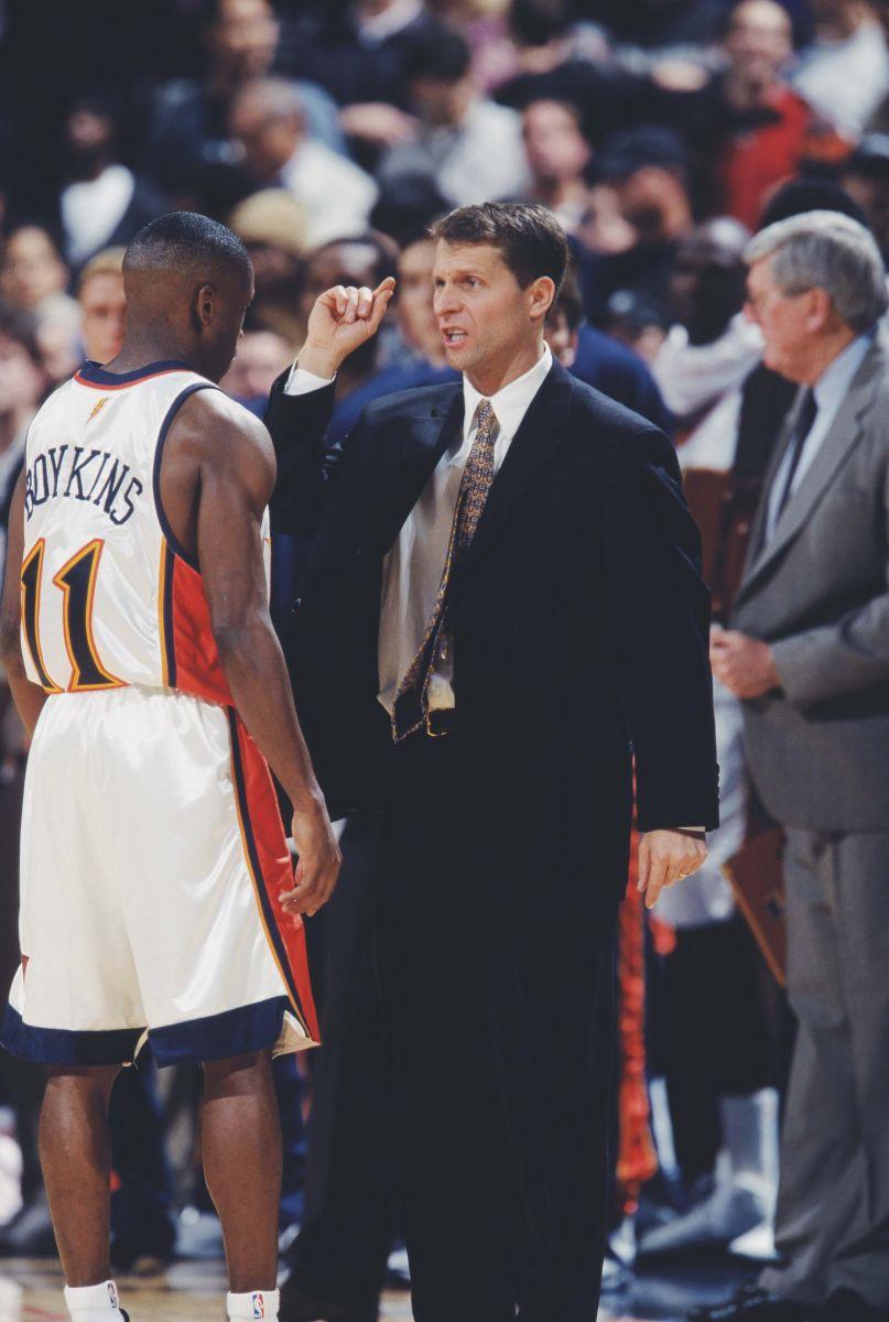 前NBA球员博伊金斯成为阿肯色大学学生运动员发展主管