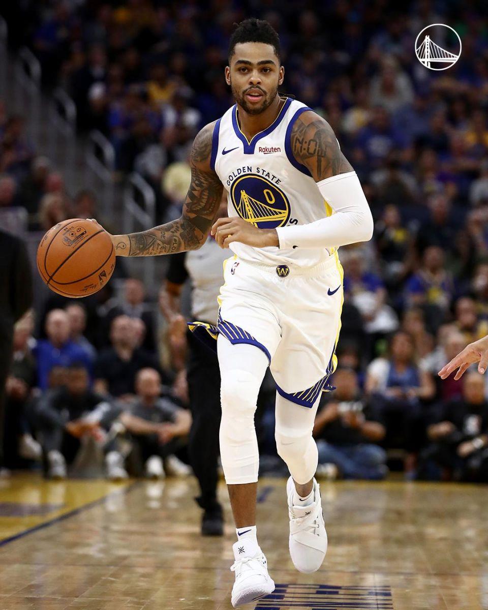 很高興回歸賽場!勇士官推曬Curry、Green、Russell賽場照-Haters-黑特籃球NBA新聞影音圖片分享社區