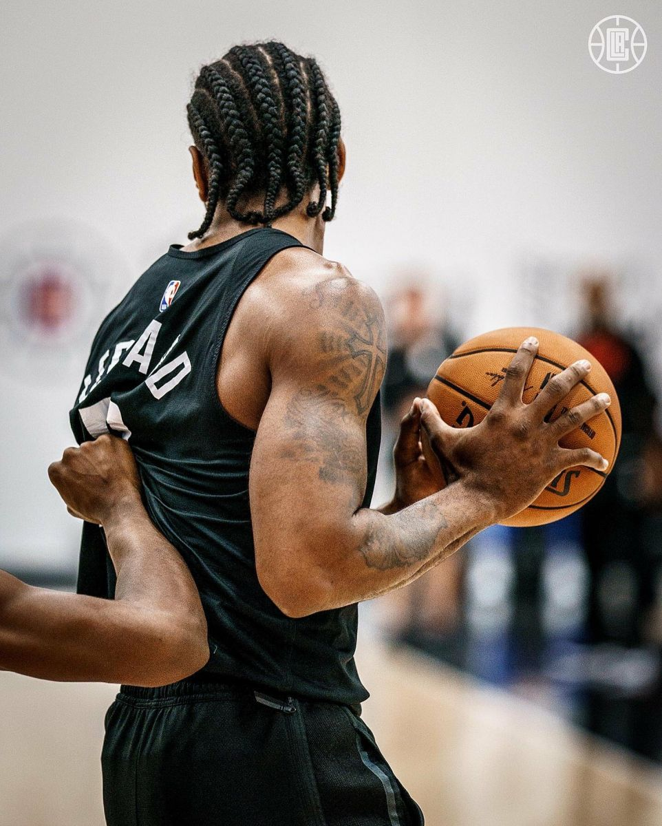 備戰新賽季!快艇官方曬球隊週末集訓圖-Haters-黑特籃球NBA新聞影音圖片分享社區