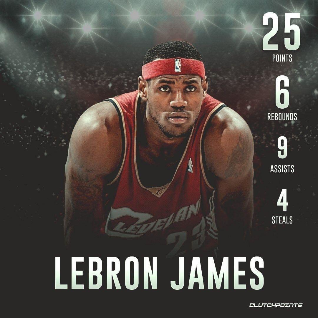 历史上新秀NBA首秀评选:詹姆斯25+9,迈卡威上榜