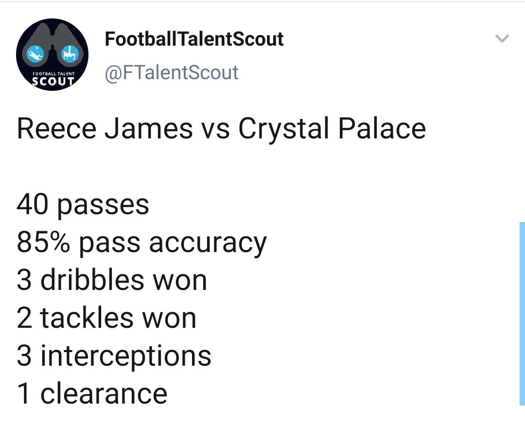 [数据板]蓝军数据:詹姆斯拦截最多,科娃夺回球权最多