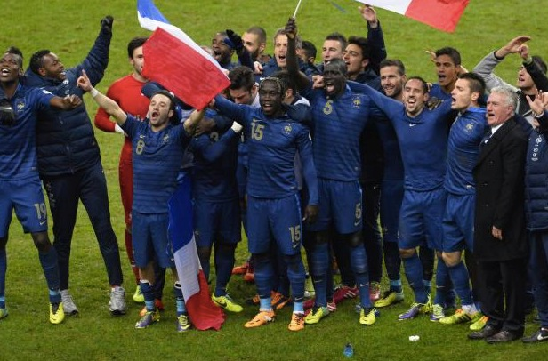 德尚:世界杯半决赛胜比利时后,觉得法国队强大且坚韧