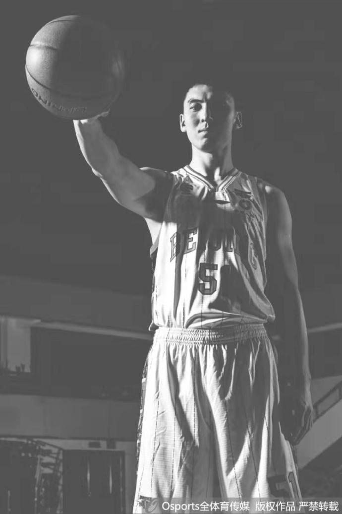 CBA官方缅怀吉喆:愿篮球和微笑永远陪伴你