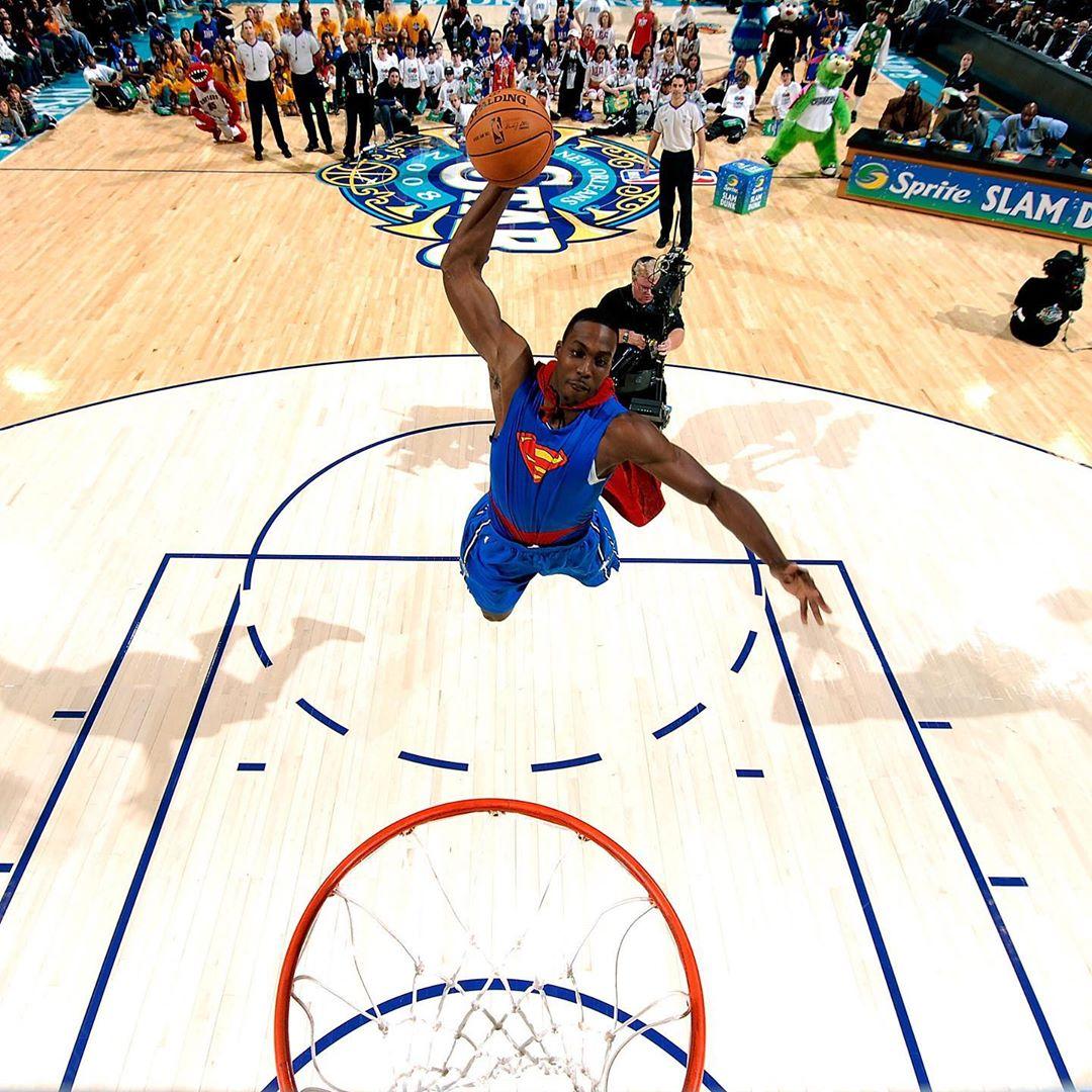 超人来袭!NBA全明星发布Ins,祝霍华德34岁生日快乐